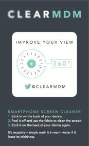 ClearMDM smart screen_3